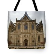 Saint Barbara Church  Tote Bag