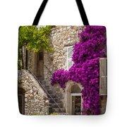 Saint Paul De Vence Tote Bag