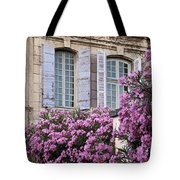 Saint Remy Windows Tote Bag