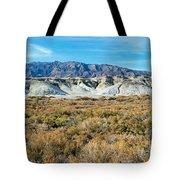 Salt Creek Death Valley National Park Tote Bag