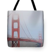 San Francisco - Golden Gate Bridge  Tote Bag
