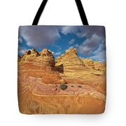 Sandstone Vermillion Cliffs N Tote Bag