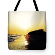 Amazing Sanibel Sunset Tote Bag