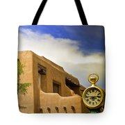 Santa Fe Time Tote Bag