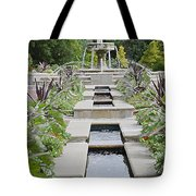 Sarah Lee Baker Perennial Garden 3 Tote Bag