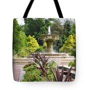 Sarah Lee Baker Perennial Garden  4 Tote Bag