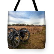 Saratoga Battlefield Tote Bag
