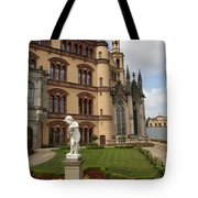 Schwerin - Palace - Germany Tote Bag