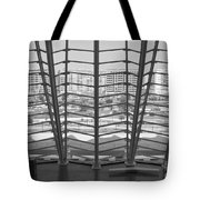Science Museum Valencia Tote Bag