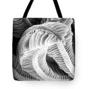 Sem Of Guppy Fish Gill Tote Bag