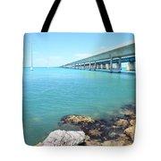 Seven Mile Bridge-1 Tote Bag