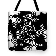 Shadow Games Tote Bag