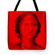 She Walks In Beauty Tote Bag by Johanna Elik