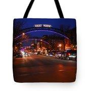 D8l-353 Short North Gallery Hop Photo Tote Bag