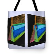 Shots Shifted - Hermite 5 Tote Bag