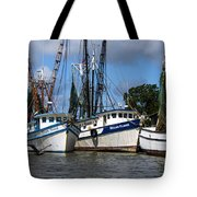 Saltwater Cowboys Tote Bag