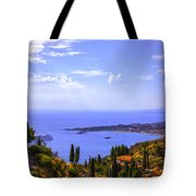 Sicily View Tote Bag