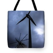 Side By Side Tote Bag