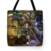 Sin City Tote Bag by Eddie Yerkish