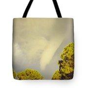 Skyscape - Tornado Formed Tote Bag