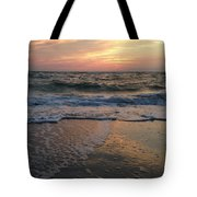 Slanted Setting 2 Tote Bag by K Simmons Luna