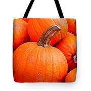 Small Pumpkins Tote Bag