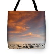 Small Stones Islands Tote Bag