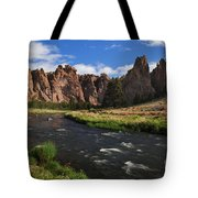 Smith Rock State Park - Oregon Tote Bag