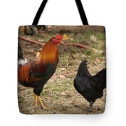 Something To Crow About Tote Bag