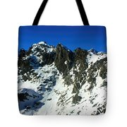 Southern Alps New Zealand Tote Bag