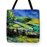 Spring Landscape  Tote Bag