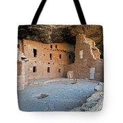 Spruce Tree House Mesa Verde National Park Tote Bag