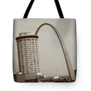 St. Louis - Gateway Arch Tote Bag