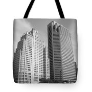 St. Louis Skyscrapers Tote Bag