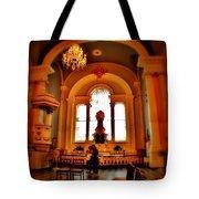 St Pauls Chapel Tote Bag