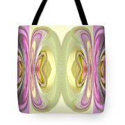 Star Elite Abstract Tote Bag