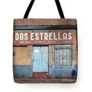 2 Stars Liquor Store Tote Bag