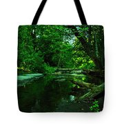 Still Golden Waters Tote Bag
