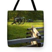 Stones River Battlefield Tote Bag