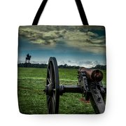 Stonewall At Henry Hill Tote Bag