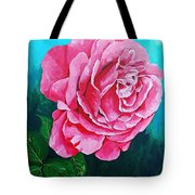 Summer Rose Tote Bag