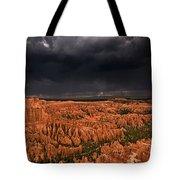 Summer Thunderstorm Bryce Canyon National Park Utah Tote Bag