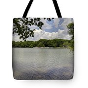 Summer Time At Moraine View State Park Tote Bag