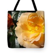 Summer's  Rose Love Tote Bag