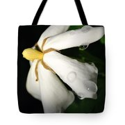 Sun Kissed Gardenia Tote Bag