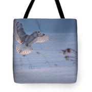 Sunlit Wings Tote Bag