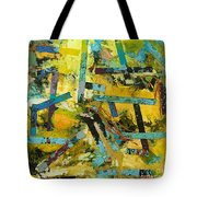 Sweet Swanee Tote Bag