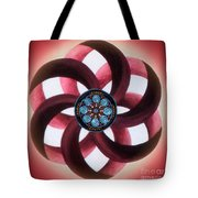 Synergy Mandala 3 Tote Bag