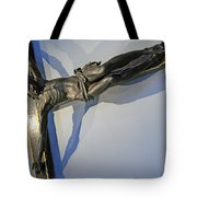 Tacca's The Pistoia Crucifix Tote Bag