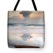 Talisker Bay Sunset Tote Bag